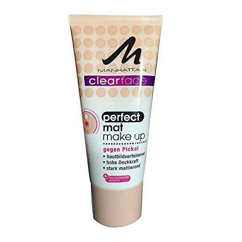 Manhattan CF Perfect Mat Make-Up 77, 1er Pack (1 x 25 ()