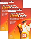 Masterplast Self Adhesive Heat Pads, relieves aches & pains 2 Pack