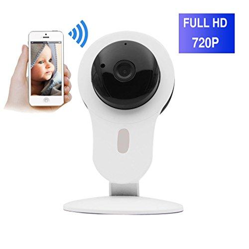 ShengyaoHul Wi-Fi Intégré Surveillance Des Caméras, 720P HD Indoor Système De Sécurité Ip Home Camera, Suivi De La Sécurité Du Ménage Wi-Fi Intégré/Voix Bidirectionnelle