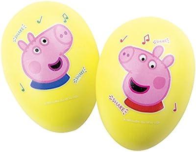 Peppa Pig PEPPAEGG1 agitadores de huevo