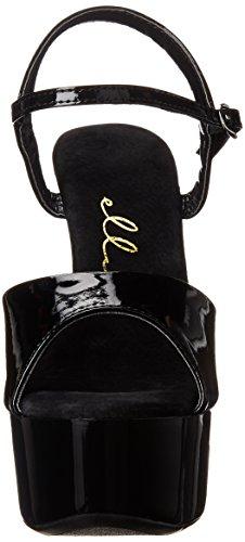 Ellie Shoes, Sandali Donna Noir