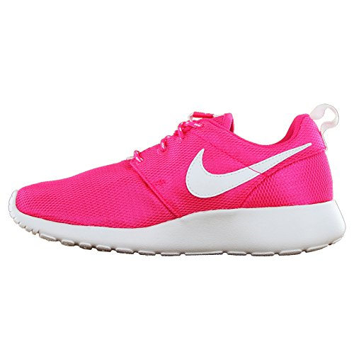 Nike Rosherun GS Scarpe Sportive, Ragazzo Hyper Pink/White