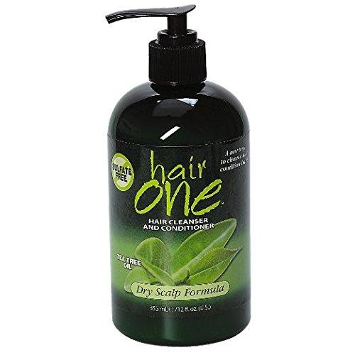hair-one-tea-tree-oil-limpiador-acondicionador-para-el-cuero-cabelludo-seco-355-ml-paquete-de-4