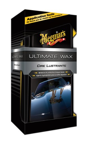 Meguiar's G18216F Cire Lustrante Ultimate Wax - 473 ml