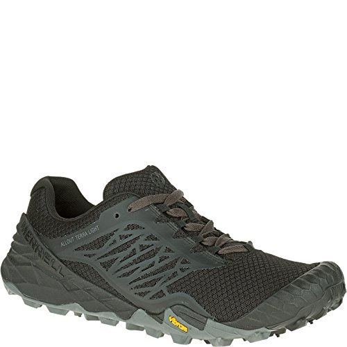 Merrell All Out Terra Light Herren Traillaufschuhe Schwarz