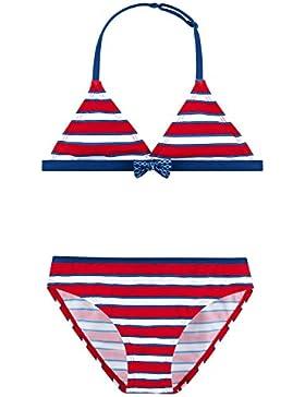 Schiesser Mädchen Badebekleidungsset Neckholder-Bikini