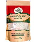 ORGANIC INDIA Pink Rock Salt - 1Kg Packet