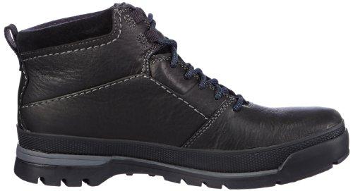 Clarks NarlyTrail GTX 20356498 Herren Stiefel Schwarz (Black Leather)