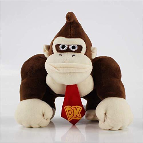 Gran Mono Big King Kong Juguete De Peluche Lleno Muñeca...