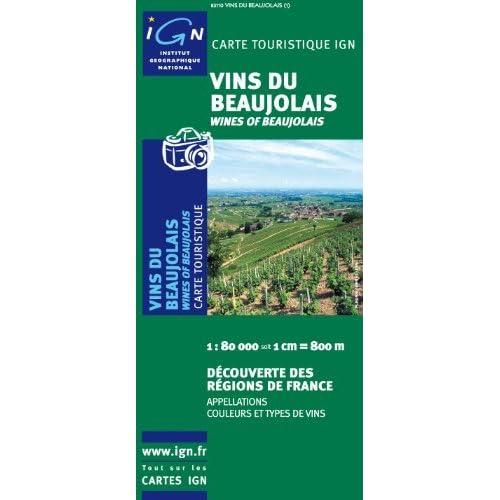 Vins du Beaujolais - Wines of Beaujolais by Ign (2006-09-07)