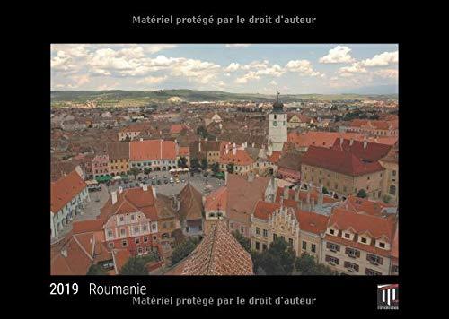 Roumanie 2019 édition noire calendrier mural timokrates calendrier photo calendr