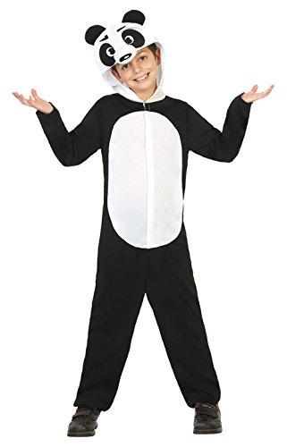 ATOSA 24383 - Panda, Jungenkostüm, Größe 140