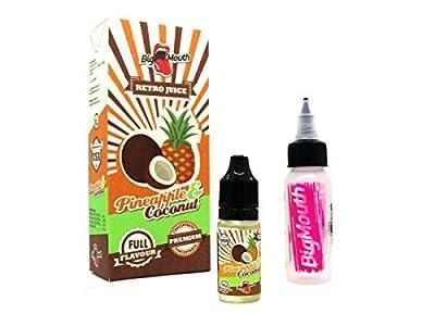 Big Mouth Retro Juice Pineapple & Coconut Aroma von Big Mouth
