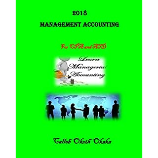 2018 Management Accounting for CPA & ATD (English Edition)