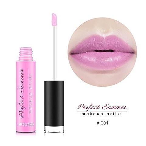 Perfect Summer Lip Gloss For Girls Matte Waterproof Makeup #001-Hot