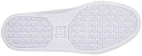 DC ShoesTonik M - Scarpe da Ginnastica Basse Uomo Bianco
