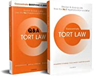 Tort Law Revision Concentrate Pack: Law Revision and Study Guide