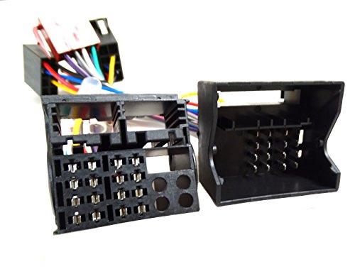 AERZETIX: Cable adaptador para autoradio PARROT KML y Kit Manos libres de...