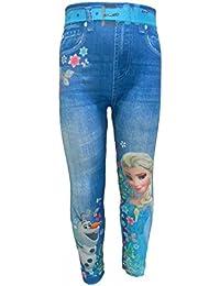 Disney Frozen filles stretch Legging Pantalons
