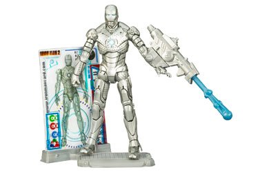 Figurine Iron Man 2 : Iron Man - Mark II