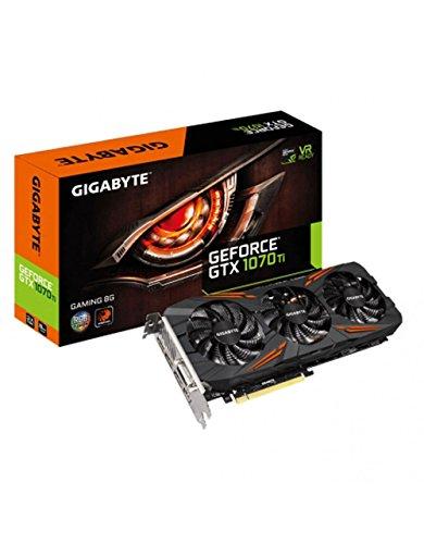 Gigabyte NVIDIA GeForce GTX 1070Ti Gaming 8G 8GB, GDDR5, PCI...