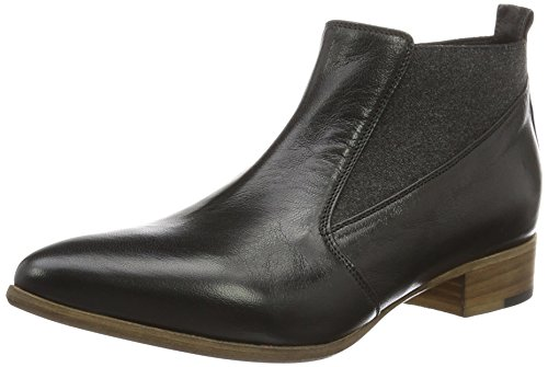 Alberto Fermani Fashion Shoes Women, Bottes courtes Chelsea femme Noir