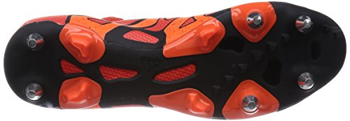 adidas X15.1 Sg, Chaussures de football pour compétition homme Rouge - Rot (Bold Orange/Ftwr White/Solar Orange)