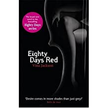 (Eighty Days Red) By Vina Jackson (Author) Paperback on ( Oct , 2012 )