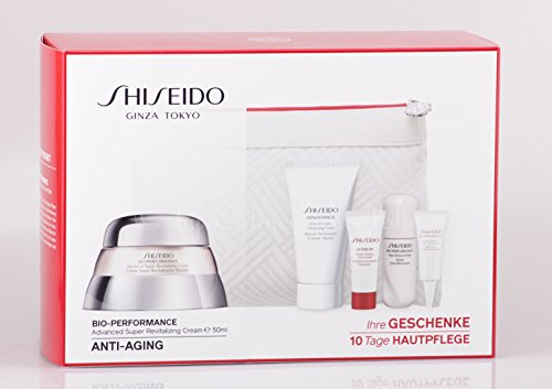 Shiseido - Bio-Performance Advanced Super Revitalizing Cream 6-teiliges Geschenk-Set - Bio-performance Set