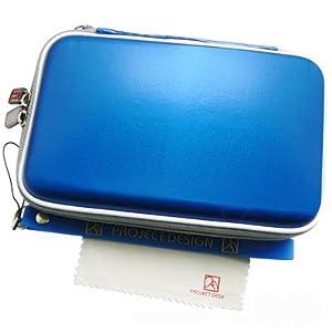 @tec  3in1 Geschenkpaket für Nintendo 3DS XL & New Nintendo 2DS XL – Tasche/Hardcover / Schutzhülle + Netzteil/Ladegerät / Ladekabel + Ersatzstift/Pen / Stylus