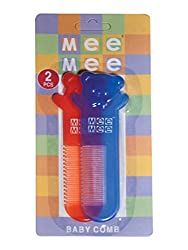 Mee Mee Comb (Blue/Orange)
