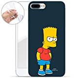 Finoo Bart Simpson silicone Simpsons iPhone