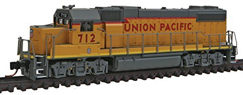 walthers-n-scale-gp38-2-diesel-locomotive-union-pacific-up-lightning-stripe-712-by-walthersn