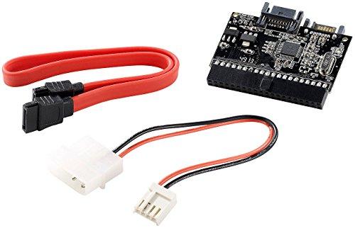 Fibrionic Network Solutions PC-Komponenten: SATA/IDE Konverter -