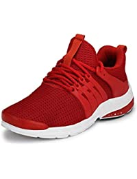 eba413862d21ee Walkinglite Perfect Red Blue Sport Shoes for Men s Running Shoes Panther  Pro Series Multicolored Casual Sports