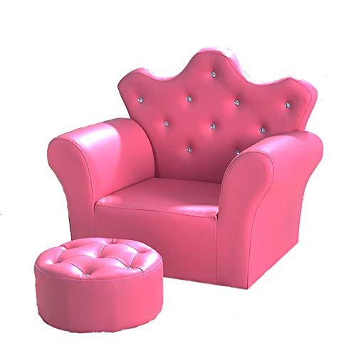 Sumferkyh Silla de Piso Ajustable Sofá para niños, sofá de ...