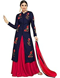 Indo Western Salwar Suit For Women Indo Western For Girls Dress Material For Wedding