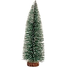 f423b00d91 GEMVIE Albero di Natale Resina Artificiale Altezza 10/15/20/25/30