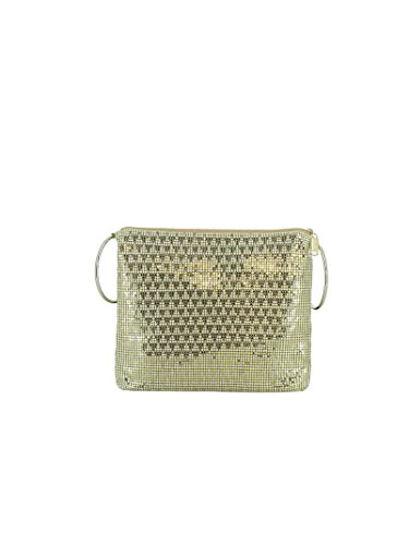 whiting-davis-womens-14161ivorygold-gold-synthetic-fibers-handbag