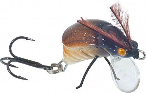 Iron Claw B-Bug (Kleinwobbler / Maikäferimitat), Farbe:03