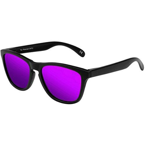 Polarizadas Carey Gafa de Sol Unisex - FEIDU Protección UV 400 Cambio Color  Para Hacer Ejercicio 277c1cc41c
