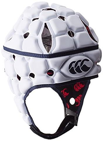 Canterbury Ventilator Headgear Casque Bright White Taille M