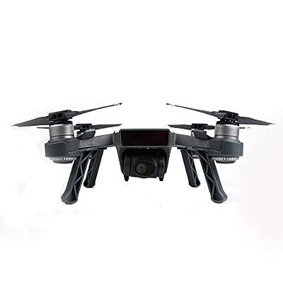 Kingwon Landing Gear Support Leg Gimbal Camera Protector Holder Extender Kit for Drone DJI Spark Safe Landing Accessories