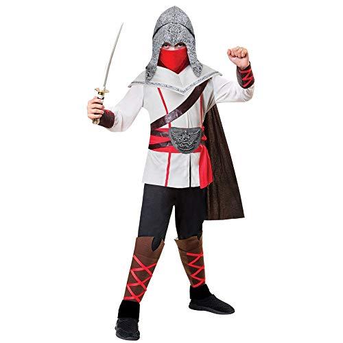 Tödlicher Ninja - Ninja Halloween Kostüm Kinder Amscan (Tödliche Ninja Kostüme)