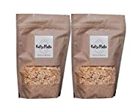 NutriPlate Granola Spice (500 gm - Pack of 2) | Mixture of Rolled Oats, Cornflakes, Almonds, Walnuts, Indian Spices, Dates, Raisins
