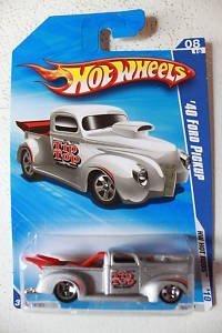 "Preisvergleich Produktbild 'Hot Wheels' 40 FORD PICKUP ""HW Hot Rods 146 (2010) by Mattel"