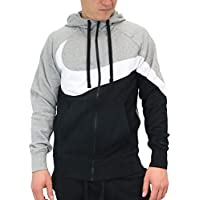Nike M NSW Hbr Hoodie Fz Ft Stmt Sweat-Shirt Homme