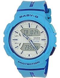 Casio Baby-g Analog-Digital White Dial Women's Watch - BGA-240L-2A2DR (B197)