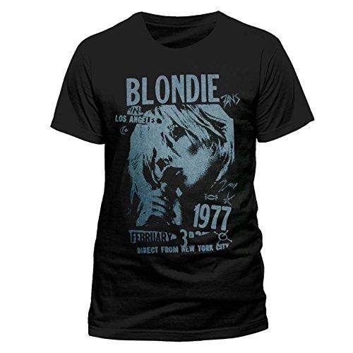 Blondie 1977 T-shirt