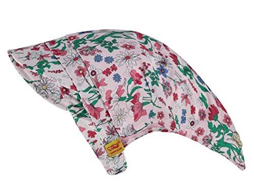 Steiff® Mädchen Kopftuch Blumenprint 'Wildflowers', Präzise Farbe:Mehrfarbig, Größe:43